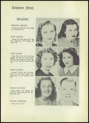 Page 17, 1948 Edition, Siloam Springs High School - Panther Yearbook (Siloam Springs, AR) online yearbook collection