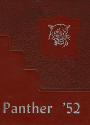 Page 1, 1952 Edition, Siloam Springs High School - Panther Yearbook (Siloam Springs, AR) online yearbook collection