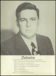 Page 8, 1952 Edition, Siloam Springs High School - Panther Yearbook (Siloam Springs, AR) online yearbook collection