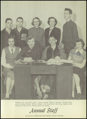 Page 9, 1952 Edition, Siloam Springs High School - Panther Yearbook (Siloam Springs, AR) online yearbook collection