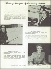 Page 15, 1960 Edition, Siloam Springs High School - Panther Yearbook (Siloam Springs, AR) online yearbook collection