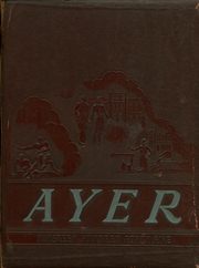 Morrilton High School - Ayer Yearbook (Morrilton, AR) online yearbook collection, 1945 Edition, Page 1