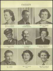 Page 14, 1950 Edition, Mena High School - Yearbook (Mena, AR) online yearbook collection