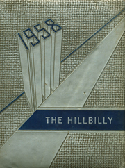 1958 Edition, Monticello High School - Hillbilly Yearbook (Monticello, AR)