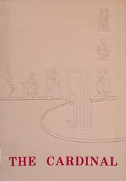 1958 Edition, Dollarway High School - Cardinal Yearbook (Pine Bluff, AR)