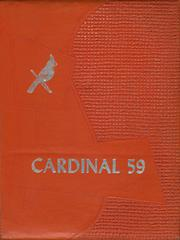 1959 Edition, Dollarway High School - Cardinal Yearbook (Pine Bluff, AR)