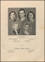 Page 13, 1937 Edition, Ashdown High School - Panther Eyes Yearbook (Ashdown, AL) online yearbook collection