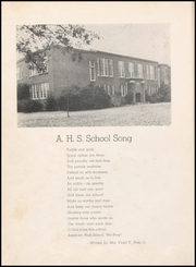 Page 8, 1946 Edition, Ashdown High School - Panther Eyes Yearbook (Ashdown, AL) online yearbook collection