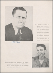 Page 14, 1947 Edition, Ashdown High School - Panther Eyes Yearbook (Ashdown, AL) online yearbook collection