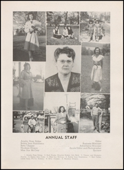 Page 9, 1947 Edition, Ashdown High School - Panther Eyes Yearbook (Ashdown, AL) online yearbook collection