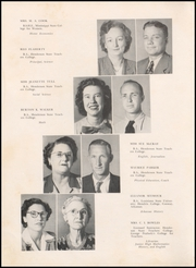 Page 16, 1949 Edition, Ashdown High School - Panther Eyes Yearbook (Ashdown, AL) online yearbook collection