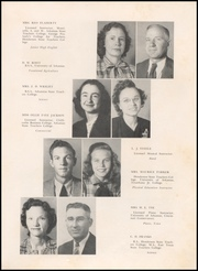 Page 17, 1949 Edition, Ashdown High School - Panther Eyes Yearbook (Ashdown, AL) online yearbook collection