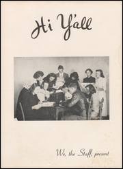 Page 5, 1949 Edition, Ashdown High School - Panther Eyes Yearbook (Ashdown, AL) online yearbook collection
