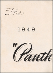 Page 6, 1949 Edition, Ashdown High School - Panther Eyes Yearbook (Ashdown, AL) online yearbook collection