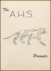 Page 9, 1950 Edition, Ashdown High School - Panther Eyes Yearbook (Ashdown, AL) online yearbook collection