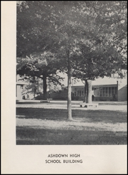 Page 10, 1956 Edition, Ashdown High School - Panther Eyes Yearbook (Ashdown, AL) online yearbook collection