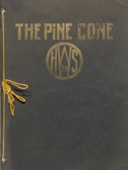 Warren High School - Pine Cone Yearbook (Warren, AR) online yearbook collection, 1925 Edition, Page 1
