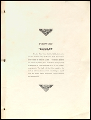 Page 5, 1925 Edition, Warren High School - Pine Cone Yearbook (Warren, AR) online yearbook collection