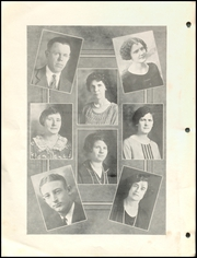 Page 8, 1925 Edition, Warren High School - Pine Cone Yearbook (Warren, AR) online yearbook collection