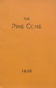 Warren High School - Pine Cone Yearbook (Warren, AR) online yearbook collection, 1938 Edition, Page 1