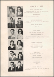 Page 12, 1942 Edition, Warren High School - Pine Cone Yearbook (Warren, AR) online yearbook collection
