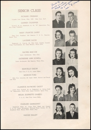 Page 13, 1942 Edition, Warren High School - Pine Cone Yearbook (Warren, AR) online yearbook collection