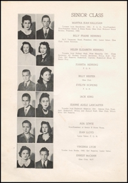 Page 14, 1942 Edition, Warren High School - Pine Cone Yearbook (Warren, AR) online yearbook collection