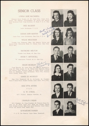 Page 15, 1942 Edition, Warren High School - Pine Cone Yearbook (Warren, AR) online yearbook collection