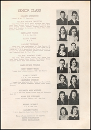 Page 17, 1942 Edition, Warren High School - Pine Cone Yearbook (Warren, AR) online yearbook collection