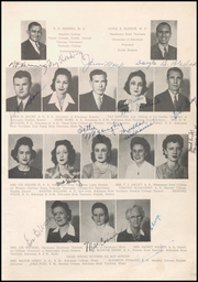 Page 9, 1942 Edition, Warren High School - Pine Cone Yearbook (Warren, AR) online yearbook collection