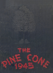 Warren High School - Pine Cone Yearbook (Warren, AR) online yearbook collection, 1945 Edition, Page 1