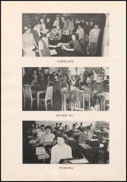 Page 12, 1945 Edition, Warren High School - Pine Cone Yearbook (Warren, AR) online yearbook collection