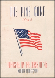 Page 5, 1945 Edition, Warren High School - Pine Cone Yearbook (Warren, AR) online yearbook collection