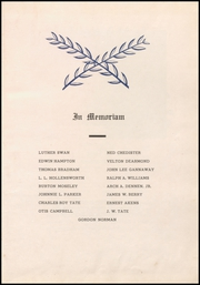Page 7, 1945 Edition, Warren High School - Pine Cone Yearbook (Warren, AR) online yearbook collection