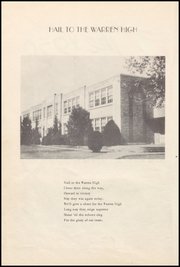 Page 10, 1950 Edition, Warren High School - Pine Cone Yearbook (Warren, AR) online yearbook collection