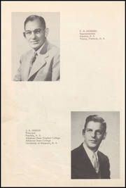 Page 12, 1950 Edition, Warren High School - Pine Cone Yearbook (Warren, AR) online yearbook collection