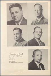 Page 13, 1950 Edition, Warren High School - Pine Cone Yearbook (Warren, AR) online yearbook collection