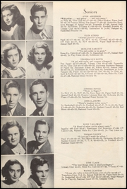 Page 16, 1950 Edition, Warren High School - Pine Cone Yearbook (Warren, AR) online yearbook collection