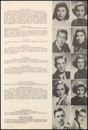 Page 17, 1950 Edition, Warren High School - Pine Cone Yearbook (Warren, AR) online yearbook collection