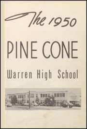 Page 9, 1950 Edition, Warren High School - Pine Cone Yearbook (Warren, AR) online yearbook collection