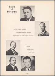 Page 10, 1951 Edition, Warren High School - Pine Cone Yearbook (Warren, AR) online yearbook collection