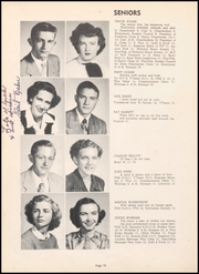 Page 16, 1951 Edition, Warren High School - Pine Cone Yearbook (Warren, AR) online yearbook collection