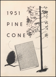 Page 5, 1951 Edition, Warren High School - Pine Cone Yearbook (Warren, AR) online yearbook collection