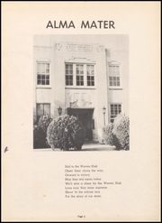 Page 6, 1951 Edition, Warren High School - Pine Cone Yearbook (Warren, AR) online yearbook collection