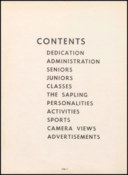 Page 8, 1951 Edition, Warren High School - Pine Cone Yearbook (Warren, AR) online yearbook collection