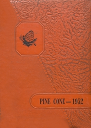 Page 1, 1952 Edition, Warren High School - Pine Cone Yearbook (Warren, AR) online yearbook collection