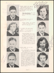 Page 14, 1952 Edition, Warren High School - Pine Cone Yearbook (Warren, AR) online yearbook collection