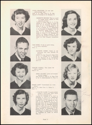 Page 15, 1952 Edition, Warren High School - Pine Cone Yearbook (Warren, AR) online yearbook collection