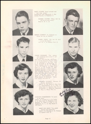 Page 16, 1952 Edition, Warren High School - Pine Cone Yearbook (Warren, AR) online yearbook collection
