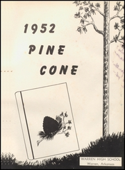 Page 5, 1952 Edition, Warren High School - Pine Cone Yearbook (Warren, AR) online yearbook collection